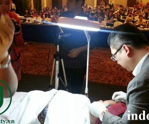 Hình ảnh giáo sư Kwon Han Jin tại các nước