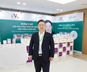 Ultra V Lift đồng hành cùng Hội Nghị khoa học Phẫu thuật tạo hình thẩm mỹ toàn quốc 2019