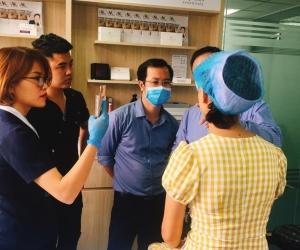 [30-31/07/2019] Chuyển giao công nghệ chỉ UVL cùng Bs Trần Đức Phương