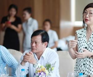 Giáo sư Kwon Han Jin chuyển giao công nghệ cùng Dermaster Việt Nam