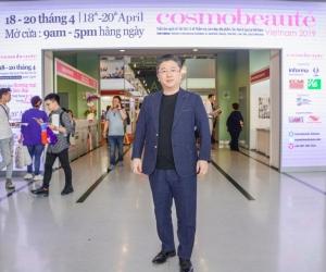 Ultra V Lift cùng Ipretty tại Cosmobeaute Vietnam 2019