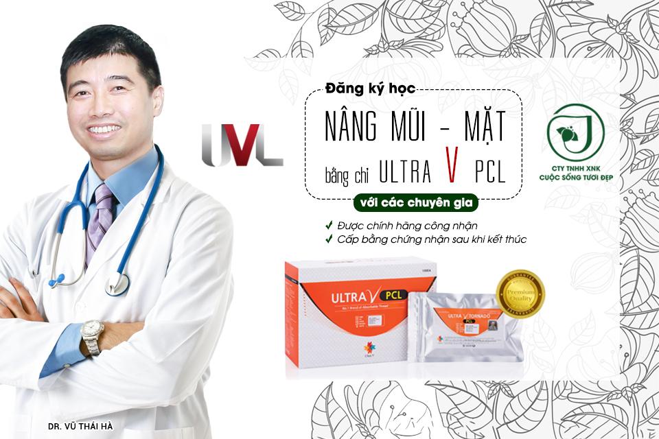 Tại 3 miền, chúng tôi đều có chuyên gia chính hãng Ultra V Lift hỗ trợ bạn khi muốn đăng ký học nâng mũi bằng chỉ