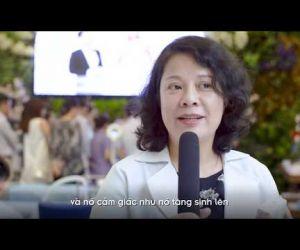 Review về bột Chỉ Ultra Col từ Bác sĩ Kim Ny Và Ceo TMV Charm